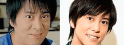 佐野岳(右)とブラマヨ吉田(左)